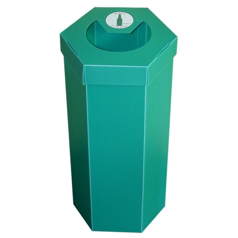 Кошове за разделно събиране на отпадъци 60 литра