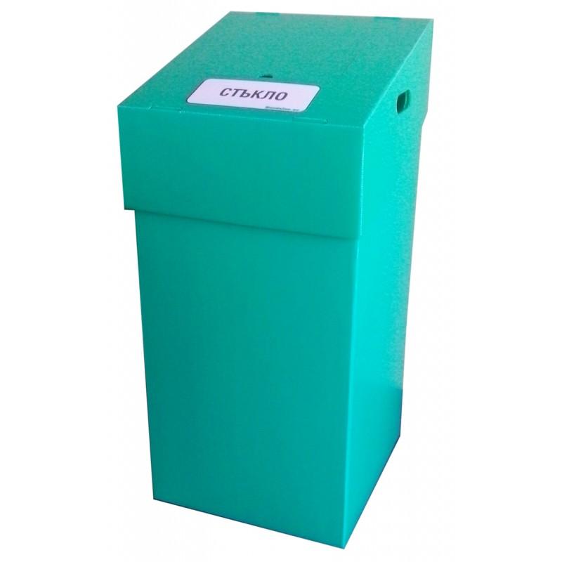 Кошове за разделно събиране на отпадъци 80 литра