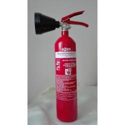 Пожарогасител Солти, CO2, 2кг