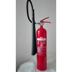 Пожарогасител Солти, CO2, 5кг