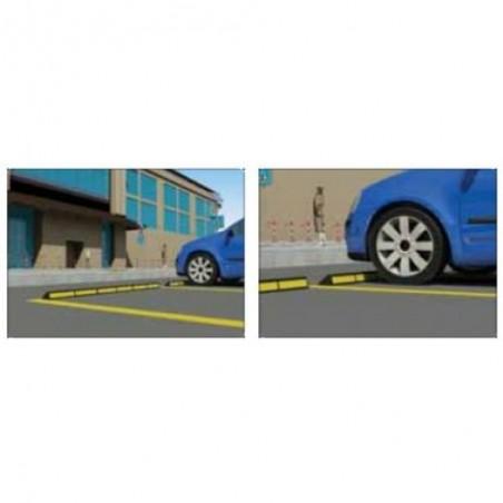Гумен ограничител (стопер) за паркинги 700 х 80мм