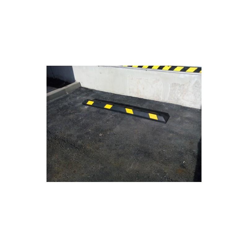Паркинг стопер с Премиум 1830 х 100 х 120мм