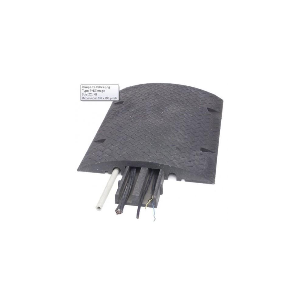 Защитен канал за кабели 80 / 60 см