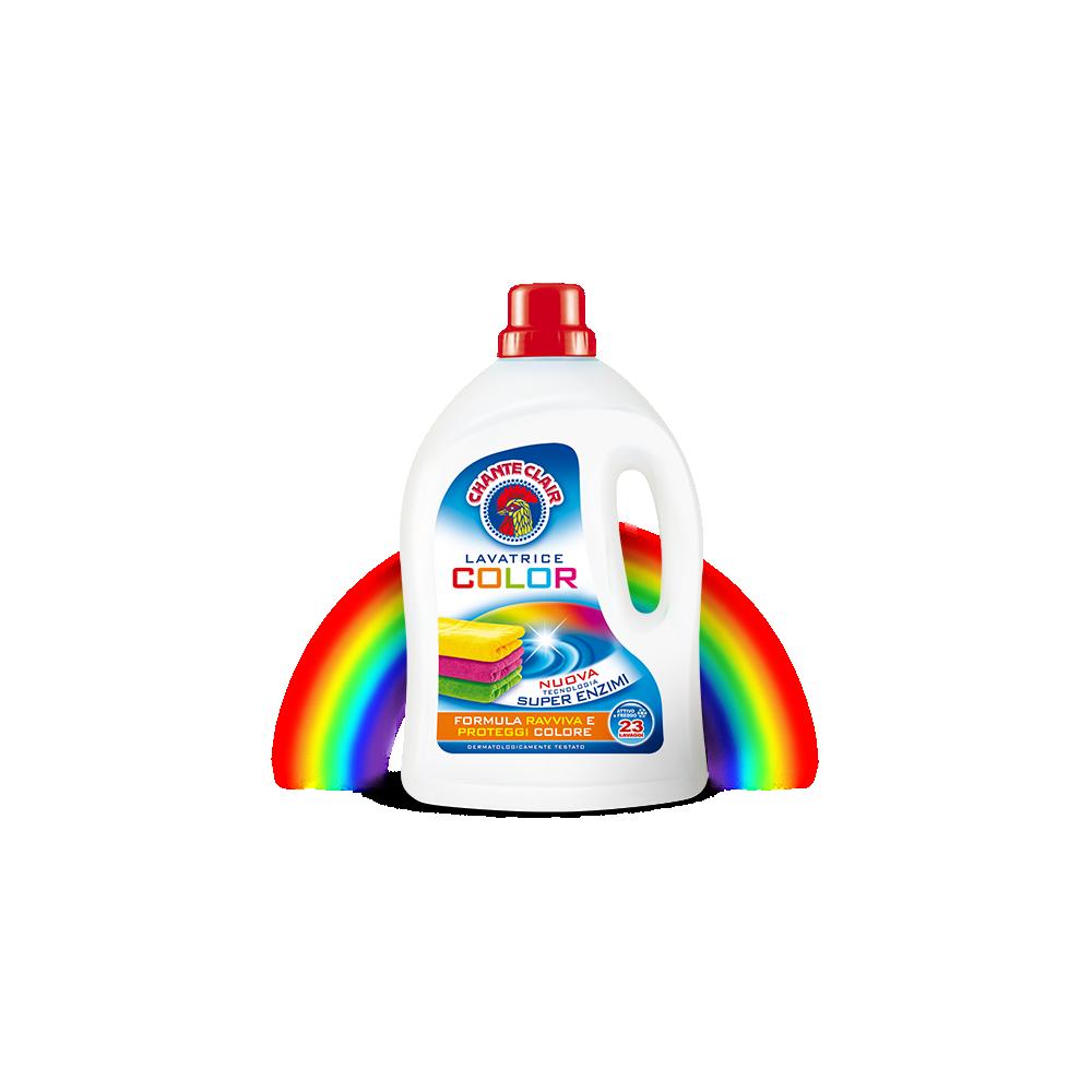 ChanteClair течен перилен препарат за цветно пране 1403мл. / 23пранета