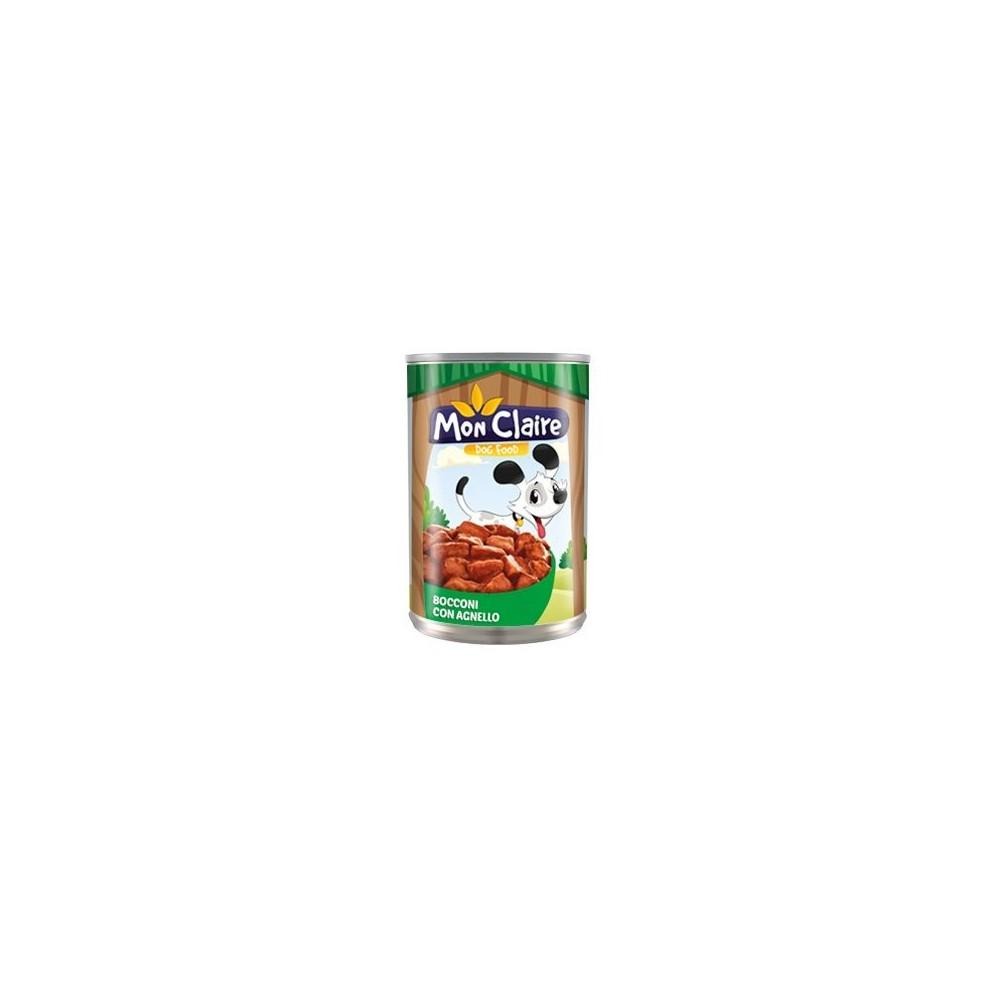 Храна за кучета MON CLAIRE - с агнешко 0,405кг