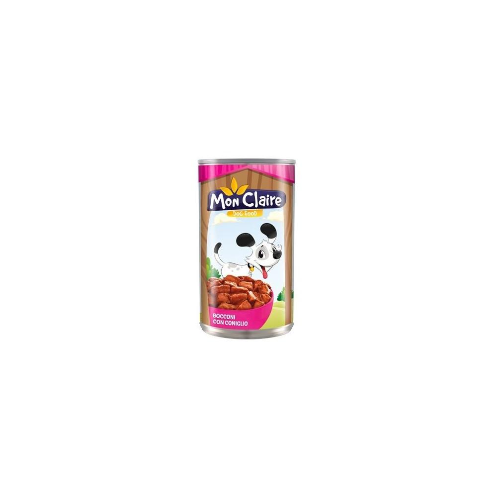 Храна за кучета MON CLAIRE - със заешко 1,250кг