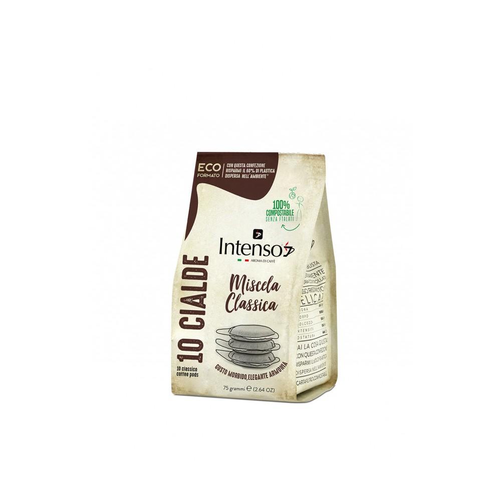 Кафе Intenso Classic, 10 дози по 7гр