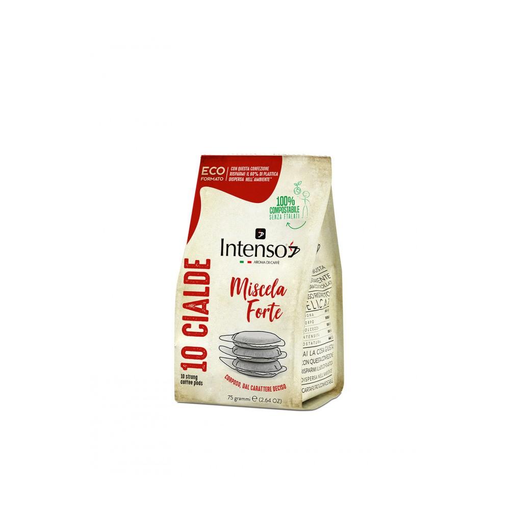 Кафе Intenso Forte, 10 дози по 7гр