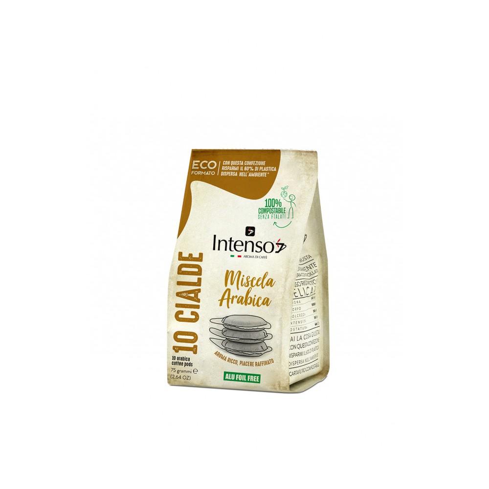 Кафе Intenso Arabica, 10 дози по 7гр