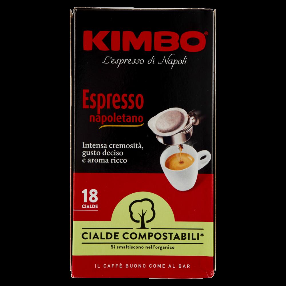Кафе дози Kimbo Espresso Napoletano 18бр.
